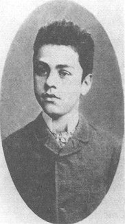 Adler as a Student